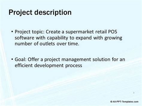 project proposal presentation template innovation project proposal