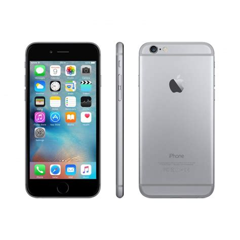 Iphone 6 64 Gb Grey By Kuboseinz apple iphone 6 32gb space grey prezzo scheda tecnica