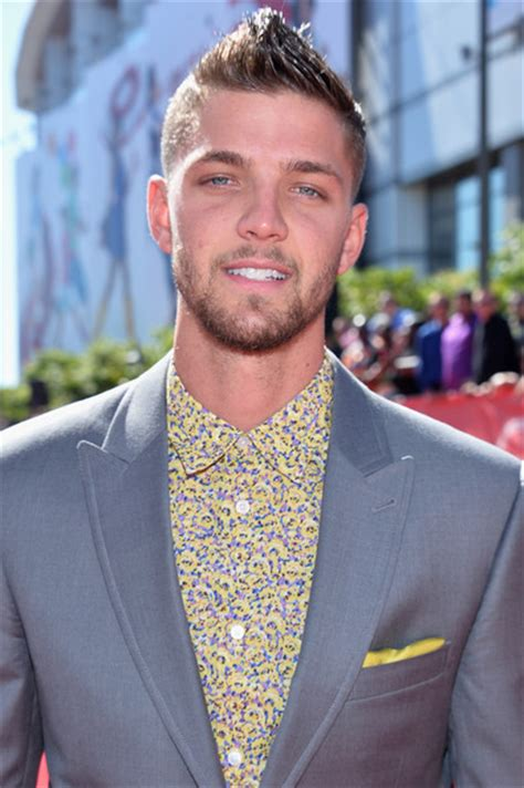 chandler parsons hairstyle chandler parsons pictures red carpet arrivals at the espy awards zimbio