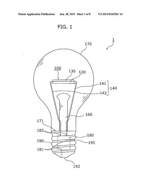 Light Bulb Diagram by Light Bulb Diagram Light Bulb Schematic Lighting