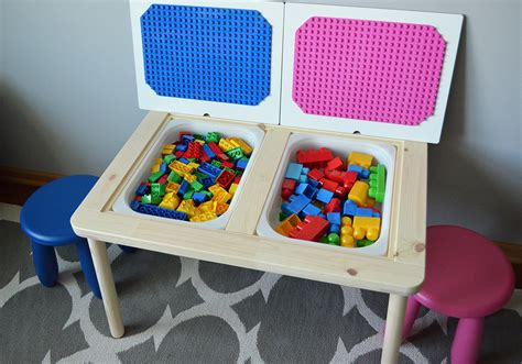 ikea flisat table the best lego table ikea hack whisking