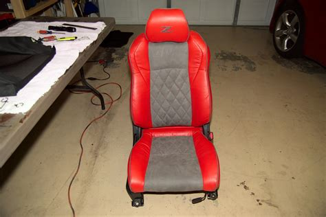 replacement seat upholstery diy 350z custom upholstery seat cover replacement part 6