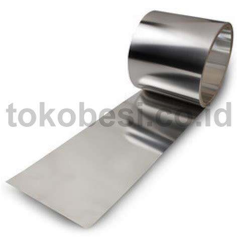 Plat Besi Stainless by Toko Besi Plat Stainless Steel 304 2b 1 2 Mm 1200 X
