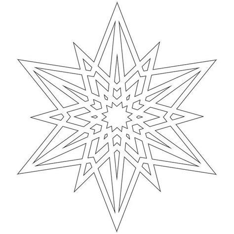 Paper Snowflake Stencils
