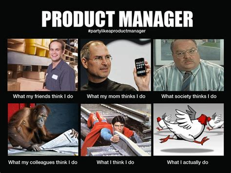 Meme Project Manager - what product managers do meme cranky product manager