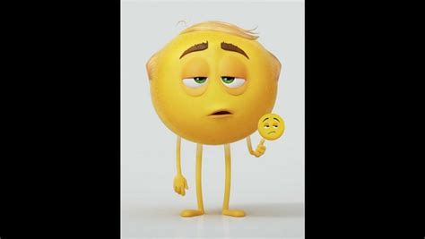 emoji meh emoji movie teaser trailer introduces viewers to steven