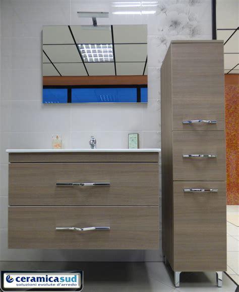 offerte mobile offerte mobile bagno sospeso 80 cm rovere scuro con
