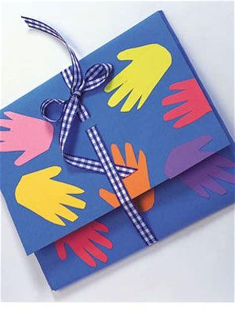 How To Make A Paper Folder For School - portfolio