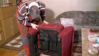 How To Fix A Recliner by Repairing An Electric Recliner