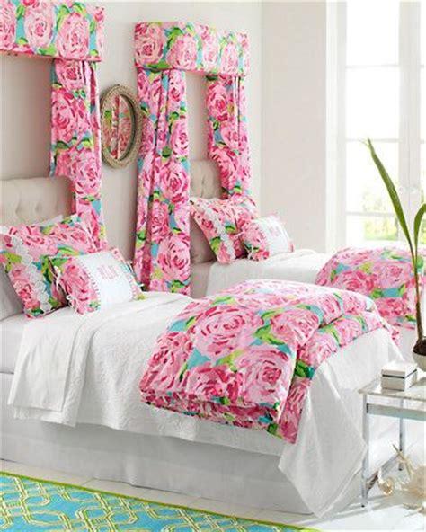 lilly pulitzer bedroom ideas quarto pequeno para duas meninas reciclar e decorar blog