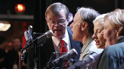 prairie home companion to broadcast from lied center