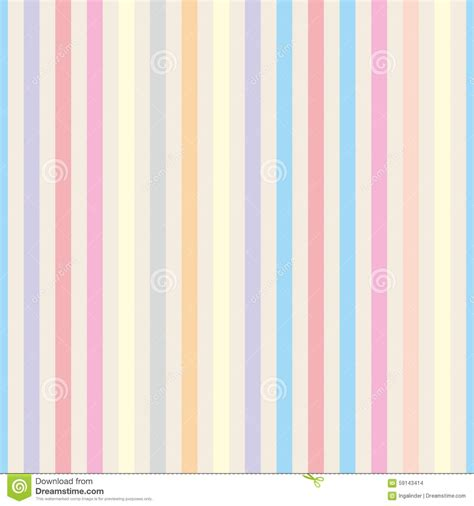 website stripe pattern seamless vector pastel stripes background stock vector