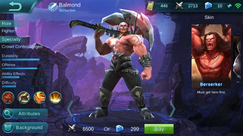 mainan mobile legend here s 6 of the best fighters in mobile legends that you