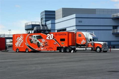 20 home depot nascar haulers home and