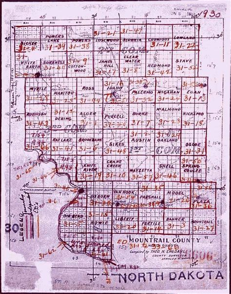 Dakota County Property Records Mountrail County Nd Archives