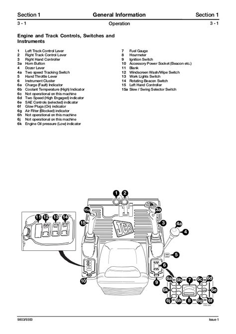 jcb ignition switch wiring diagram 34 wiring diagram