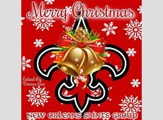 Merry Christmas New Orleans Saints Fans. #WhoDat # ... Lsu Football Logo