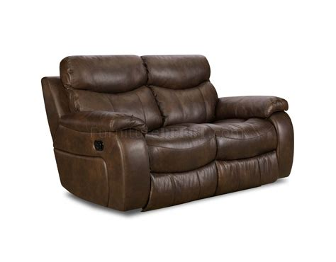 top grain leather recliner sofa brown top grain premium leather modern reclining sofa w