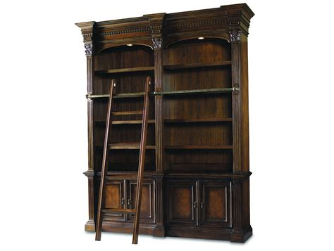 bookcase with ladder rail bookcase 16066 home design
