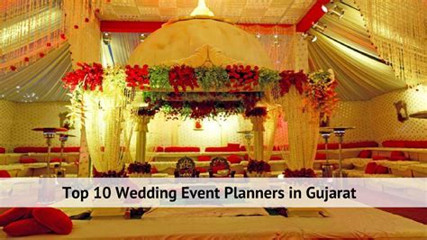 Top 10 Wedding Event Planners in Gujarat   Z PLUS EVENTS