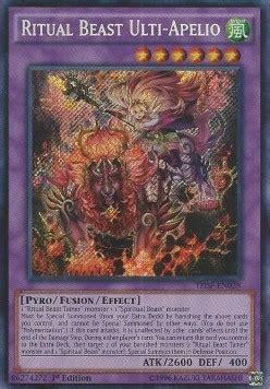 Kartu Yugioh Ritual Beast Ulti Cannahawk Secret 1 spiritual beast cannahawk yugioh card the secret forces