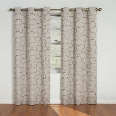 light blue and brown curtains buy light blue and brown curtains from bed bath beyond