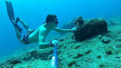 clearest ocean water in the world crystal clear 3rd clearest ocean in the world youtube