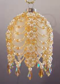Pin christmas bead ornament patterns browse patterns on pinterest