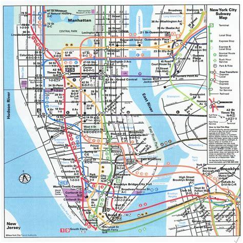 subway map of manhattan with streets kgapofem nyc manhattan subway map