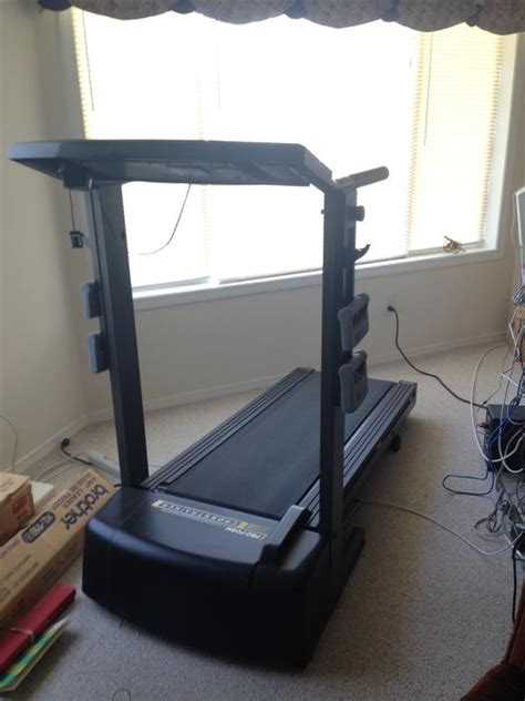 proform bench proform crosstrainer treadmill weight bench north nanaimo