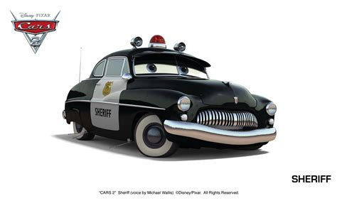 Disney Cars 3 Sheriff disney pixar s cars 2 downloads