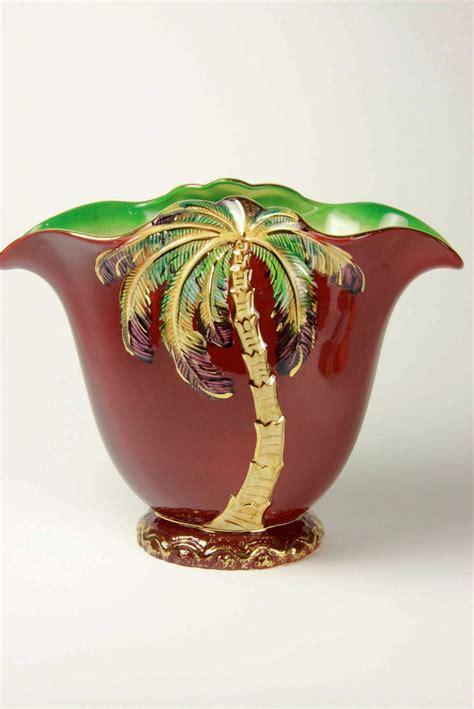 Beswick Vases by A Beswick Palm Vase Circa Decorative Arts