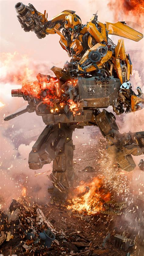 bumblebee transformers   knight  wallpapers hd