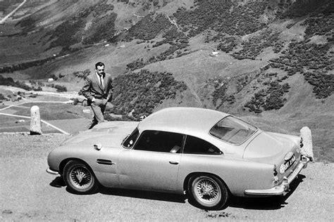Aston Martin 1963 Dbs Bond 007 Goldfinger aston martin db 5 al servicio de inglaterra 8000vueltas