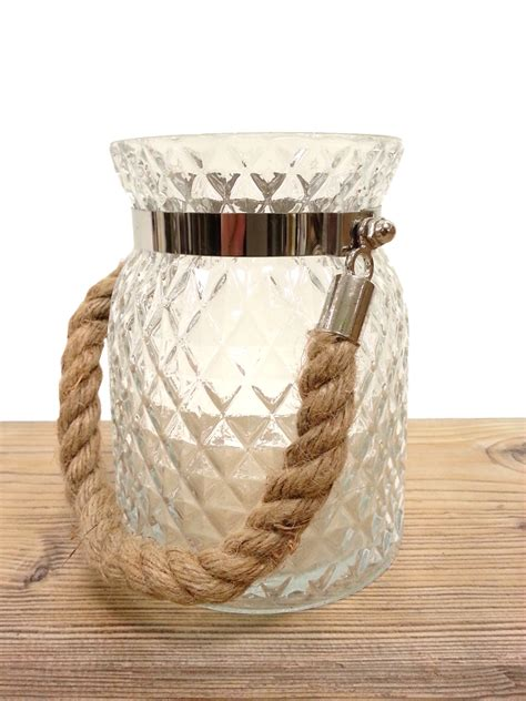 Teelichthalter Zum Einhängen In Gläser by Windlicht Glas Gro 223 Glas Windlicht Gross Mit Schliff
