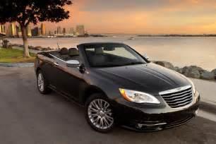 Chrysler 200 Hardtop Convertible Reviews Chrysler 200 Convertible 2494442