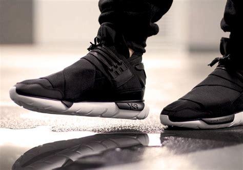 Harga Adidas Y3 Qasa High Original adidas y3 qasa high by yohji yamato must cop sneakers