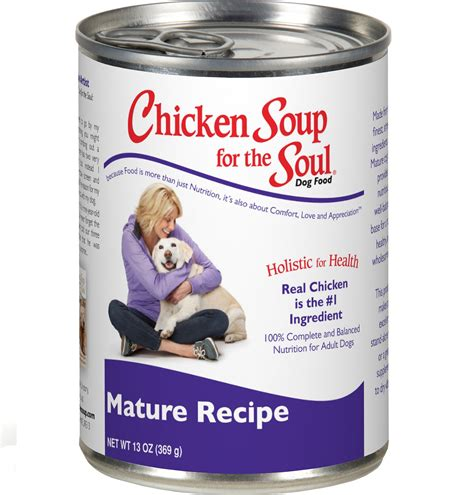 chicken soup for the soul food chicken soup for the soul canned food 13 oz of 12 chewy