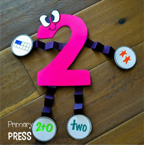 number crafts for 25 best ideas about preschool number crafts on