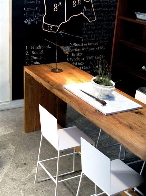 25 best ideas about counter height table on pinterest 20 photos thin long dining tables dining room ideas