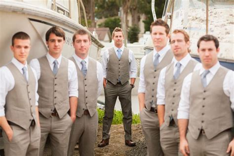 Mens Wedding Attire Vest Only by Rustic Wedding Groomsman Suits With Vests Bodega Bay