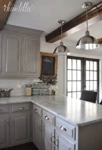 Pinterest Kitchen Color Ideas Dear Lillie The Finishing Touches On Our Kitchen Makeover