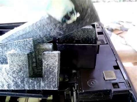 veja como colocar o dreno na epson l355 como limpar as almofadas epson l355 l365 e outras doovi