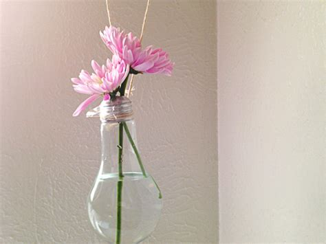 How To Make A Vase by How To Make A Lightbulb Vase