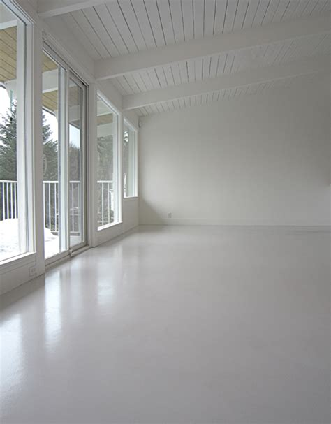 Ceiling Tiles Vancouver by White Polished Concrete Floors Floor Ideas
