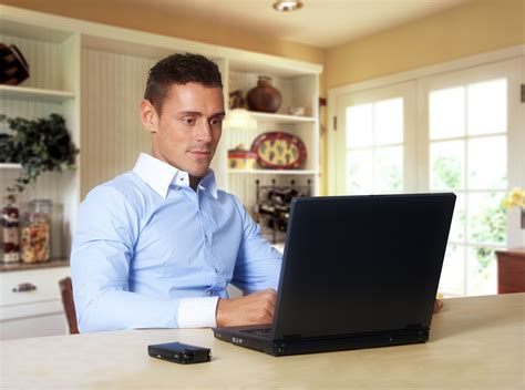working at home how can allowing staff to work from home improve my