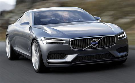 volvo concept coupe production volvo unveils new concept coupe at frankfurt motor show
