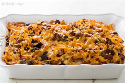 Kitchen Dinner Ideas by Beef Noodle Casserole Recipe Simplyrecipes Com
