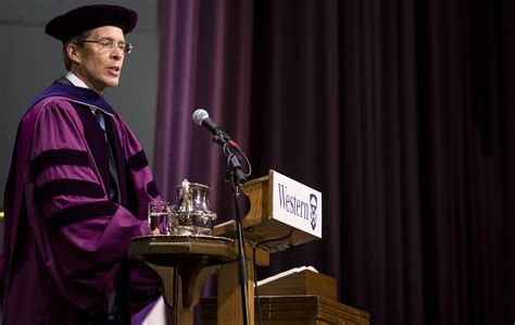 Wsu Honorary Executive Mba by Values Matter Says Honorary Degree Recipient Jeff Orr