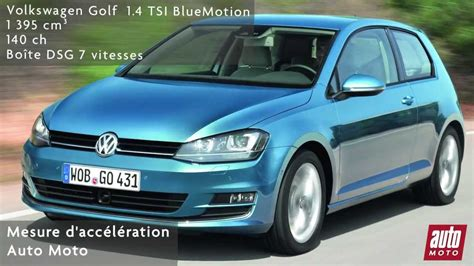 Golf 1 4 Tsi Gp volkswagen golf 1 4 tsi bluemotion auto moto magazine